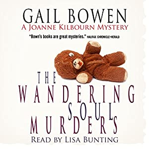 The Wandering Soul Murders Audiobook