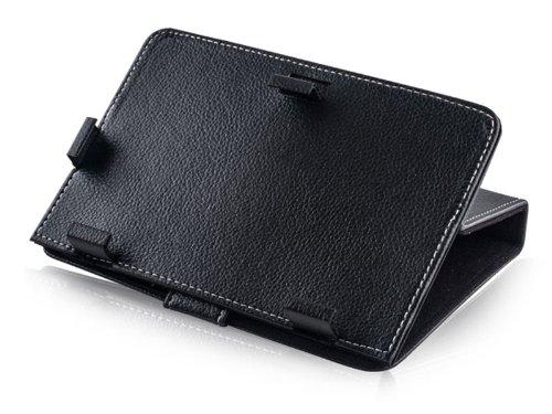 "M0457 Universal Leder Tablet PC Bookstyle Tasche für Samsung Galaxy Tab 4 10.1 LTE, Samsung Galaxy Tab 4 10.1 3G, lenovo A10-70 3G, Sony Xperia Z2 Tablet, Archos 101 Neon, Odys IEOS Quad 25,7, Lenovo Ideatab S6000-H, Medion Livetab E10316 MD98516, IconBit NetTab Thor, lenovo ideaTab A2109A, Coby Kyros MID1045, Point of View mobii PL1015, Point of View ProTab 3XXL, Touchlet 9.7"" X10, Sony Xperia Tablet S, Trekstor SurfTab ventos 9.7, Asus VivoTab Smart, Acer Iconia Tab W510, Samsung Galaxy Tab 10"