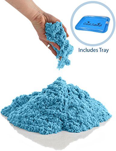 Cool Sand 5 lb. Refill Bucket With Inflatable Sandbox - Kinetic Sand For All Ages - Multiple Colors Available - 51SmAH8qWYL - CoolSand 5 lb. Refill Bucket With Inflatable Sandbox – Kinetic Play Sand For All Ages – Multiple Colors Available