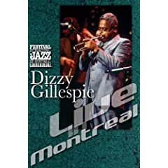 Dizzy Gillespie - Live in Montreal (Montreal Jazz Festival) (1981) - DVD