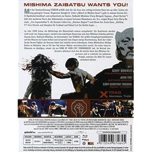Tekken  [LE] [SB] [Blu-ray] [Import allemand]
