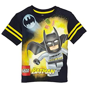 Kids Headquarters Boys 2-7 Batman T-Shirt