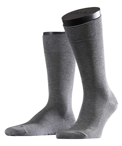 FALKE Herren Socken Sensitive Malaga SO, Flanell, 43/46 (43-46)