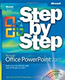 Image of Microsoft® Office PowerPoint® 2007 Step by Step (Step By Step (Microsoft))