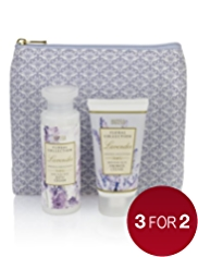 Floral Collection Lavender Mini Gift Purse