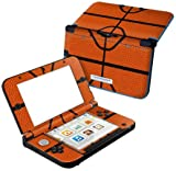 DecalGirl Decorative Skin/Decal for Nintendo 3DS XL - Basketball