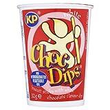 KP White Choc Dips 12 x 32g