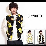 【JOY RICH(ジョイリッチ)】The Simpsons x JOYRICH Bart Face Jkt ジャケット