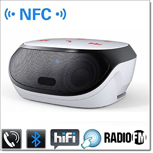 Hifi Portable Wireless Bluetooth Speaker Double Subwoofer Loudspeakers Mini Usb Music Speakers