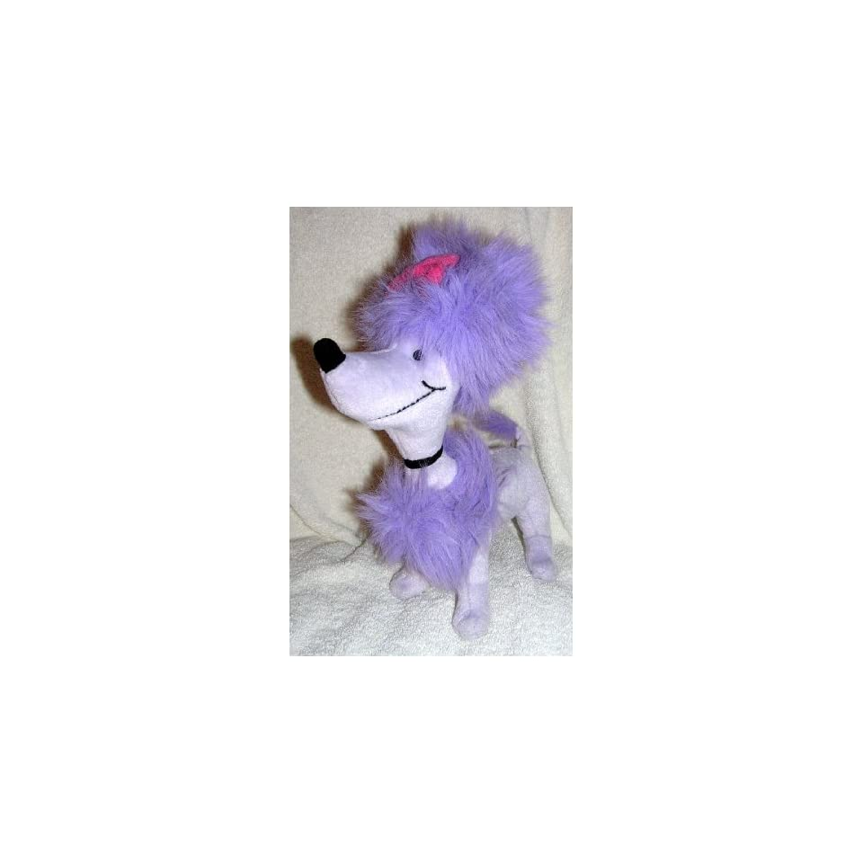 Clifford the Big Red Dog 11 Plush Standing CLEO Doll