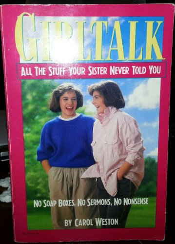 Girltalk: All the stuff your sister never told you PDF
