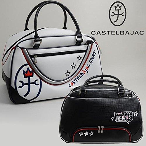 (カステルバジャック) CASTELBAJAC カステルバジャック CASTELBAJAC/ボストンバッグ 23103-306 fs04gm 99(黒)