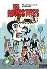 Des monstres au carnaval par Cantin