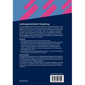 Leistungsorientierte Vergütung: Herausforderung für die Organisations- und Personalentwicklung Umsetzung und Wirkung von Leistungsentgeltsystemen in