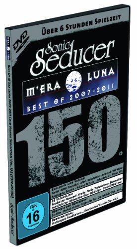 DVD: Best Of M'Era Luna 2007-2011 + 150. Sonic-Seducer-Ausgabe 07-08/12 mit Emilie-Autumn-Titelstory, Bands: Skinny Puppy, Peter Heppner, Staubkind, Lacrimosa, The Crüxshadows, Turbonegro u.v.m.