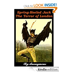 Amazon.com: Spring-Heeled Jack - The Terror of London eBook ...
