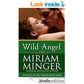 Wild Angel (The O'Byrne Brides Series - Book One)