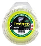 Maxpower 338801 Premium Twisted Trimmer Line .080-Inch Twisted Trimmer Line 40-Foot Length