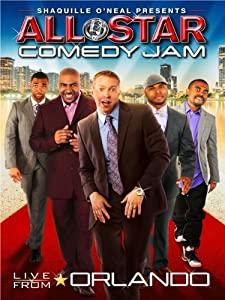 Shaquilles Oneals All Star Comedy Jam