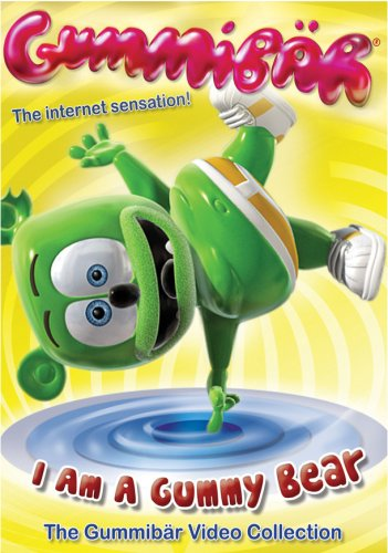 I Am a Gummy Bear [DVD] [2009] [Region 1] [US Import] [NTSC]