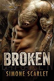 Broken: An Alpha Bad Boy MMA Romance
