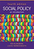 img - for Social Policy: An Introduction, Fourth Edition book / textbook / text book