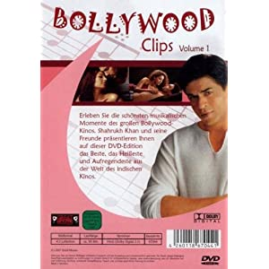 BOLLYWOOD CLIPS VOLUME 1 [IMPORT ALLEMAND] (IMPORT)