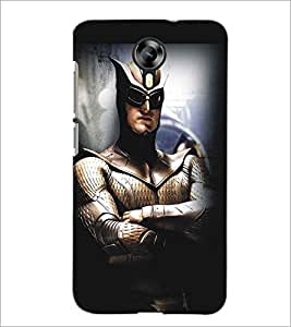 MICROMAX CANVAS XPRESS 2 E313 ACTION MAN Designer Back Cover Case By PRINTSWAG