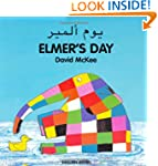 Elmer's Day (English-Arabic)