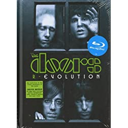 R-Evolution-Deluxe Edition [Blu-ray]
