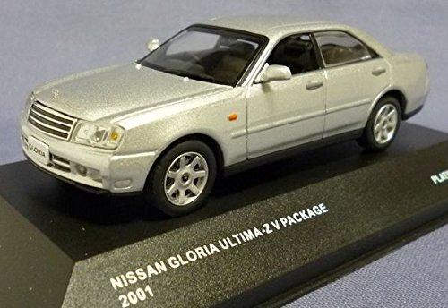 j-collection-1-43-nissan-altima-gloria-z-platinum-silver-japan-import