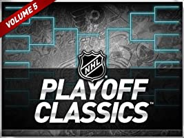 NHL Playoff Classics Volume 5