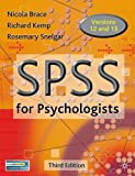 img - for SPSS for Psychologists: A Guide to Data Analysis Using SPSS for Windows book / textbook / text book