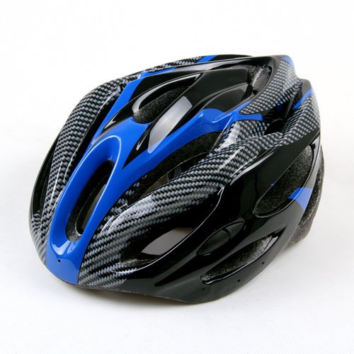 blue Road Mountain Cycling Bike Helmet Visor L Adult Bicycle Helmet protec adult helmet