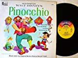 Walt Disneys Pinocchio Original Movie Soundtrack