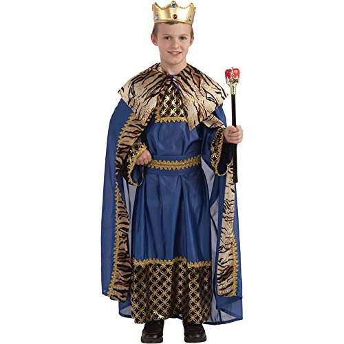Kingdom King Kids Costume