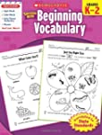 Scholastic Success With Beginning Voc...