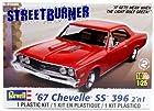 Revell 1:25 '67 Chevelle SS 396
