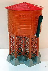Lionel, 6-12916, #138 Lionel Lines Water Tower (Orange)