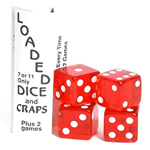 7 or 11 dice game