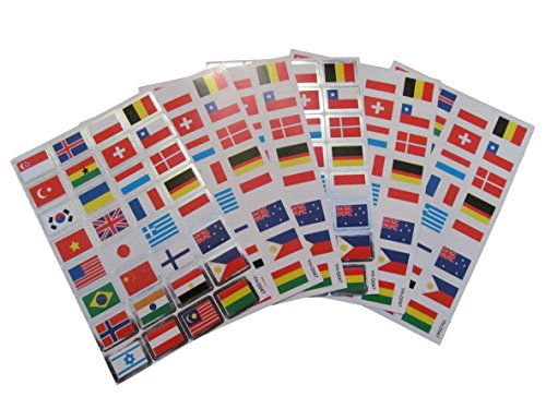 6-x-sheets-of-flags-of-the-world-country-stickers-for-kids-girls-boys-craft-scrap-books-card-making-