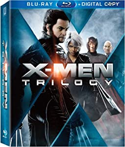 X-Men Trilogy Blu Ray With Digital Copy [Blu-ray]