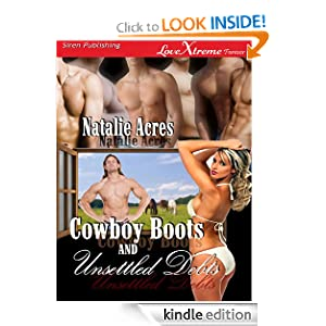 Cowboy Boots and Unsettled Debts [Cowboy Boots 3] (Siren Publishing