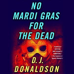 No Mardi Gras for the Dead Audiobook
