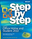 Microsoft® Office Home & Student 2010 Step by Step (Step by Step (Microsoft)) (0735627215) by Cox, Joyce
