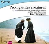 vignette de 'Prodigieuses créatures (Tracy Chevalier)'