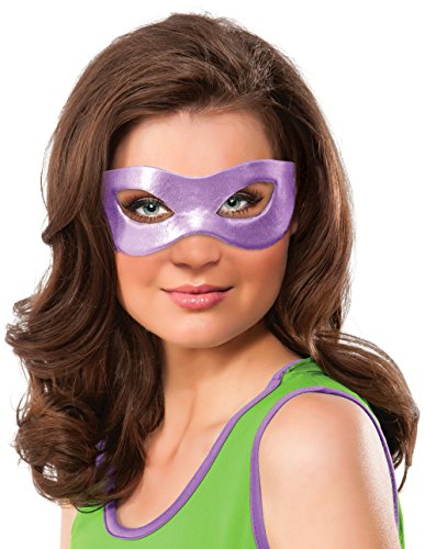 Rubie's Costume Co Women's Teenage Mutant Ninja Turtles Donatello Eye Mask