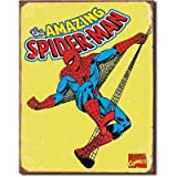 Spiderman Retro Tin Metal Sign