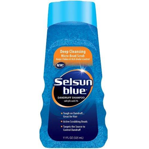 Selsun Blue Deep Cleaning, Dandruff Shampoo, 11-Ounce