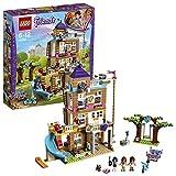 LEGO Friends 41340 - Freundschaftshaus, Beliebtes Kinderspielzeug - LEGO